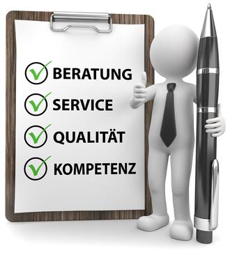 Schreibbrett Service 2